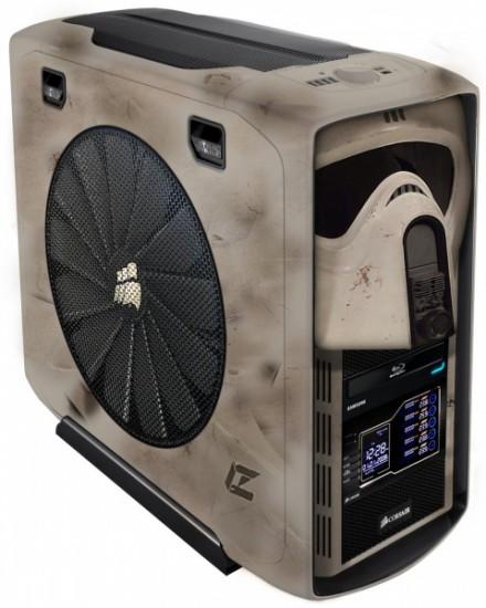 Победитель конкурса — Star Wars Corsair 600T от Nada
