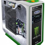 Corsair 600T Graphite Dirt 3 – Monster Energy Edition от Lanfire