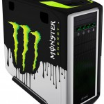 Corsair 600T Monster Energy от Lustra