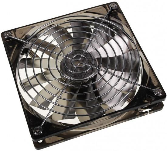 Общий вид вентилятора Aluminum Vortex Silver Wings от Prolimatech