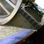 Карбоновый крепеж для радиатора СВО