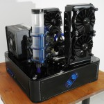 Проект Synthetica со снятой верхней частью