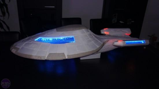 Моддинг проект USS Eurisko от моддера Sander van der Velden (asphiax)
