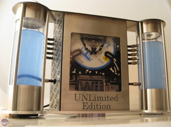 Моддинг проект Wii Unlimited Edition от моддера Martin Nielsen (Angel OD)