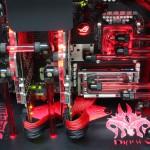 Внутрености проекта ASUS ROG-TJ11 Diablo III Edition