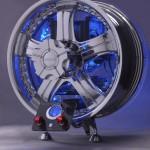 Общий вид проекта Diablo wheel