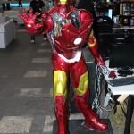 Моддинг проект IRON MAN PC от Alexandre Ferreira