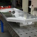 Алюминиевая столешница