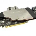 Ватерблок XSPC Razor 7970 на видеокарте