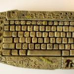 Левая часть клавиатуры