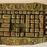 Правая часть клавиатуры