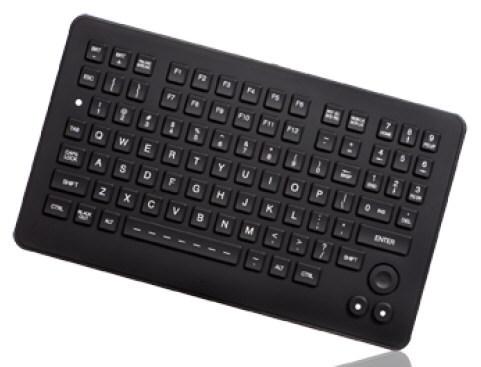 Суровая клавиатура iKey SLK-880-FSR-USB-H для суровых энтузиастов