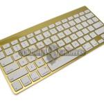 Позолоченная клавиатура Apple Wireless Keyboard