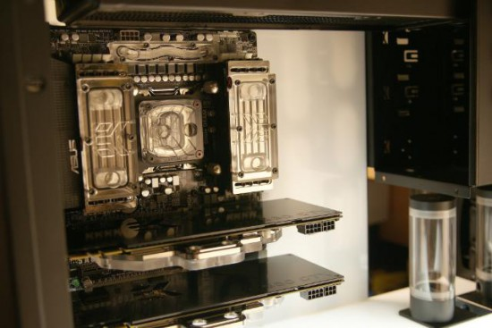 Моддинг проект Cooler Master Cosmos II MbK от моддера kier