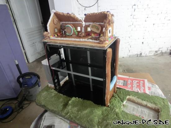 Общий вид моддинг проекта The Bakery of Death на текущий момент