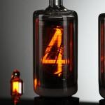 Газоразрядный индикатор, используемый в наборе
