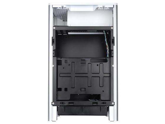 Внутреннее устройство корпуса SilverStone FT03-MINI