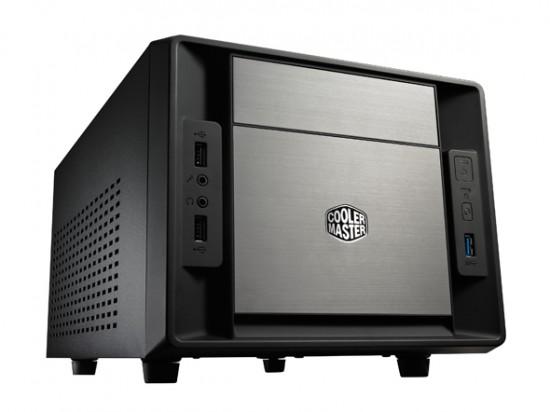 Общий вид компьютерного корпуса Cooler Master Elite 120 Advanced