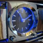 Вид вблизи на часы