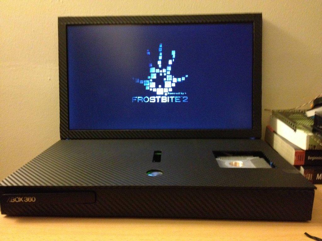 Xbox Laptop 360 3 on the Xbox 360 laptop