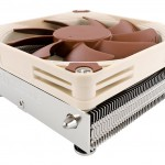 Three quarter view of Noctua NH-L9i