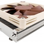 Three quarter view of Noctua NH-L9a