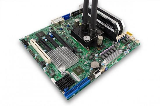 Теперь ватерблоки EK Waterblocks совместимы и с серверными процессорами AMD