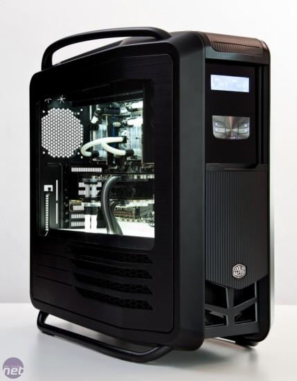 Моддинг проект Cooler Master Cosmos II MbK от моддера Richard Keirsgieter (Kier)