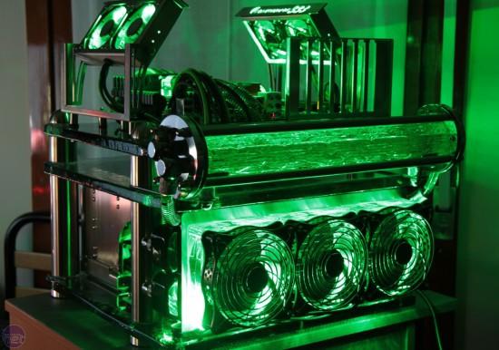 Моддинг проект The green water of class от моддера Ermanno Bonandini (Corsaronero333)