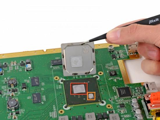 Процессор и видео на одной подложке