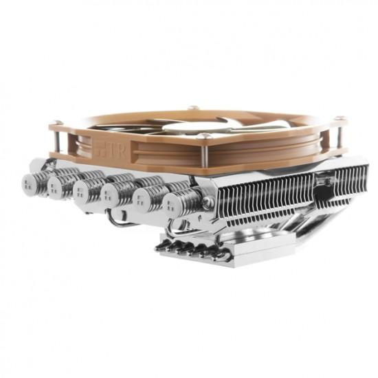 Кулер Thermalright AXP-100 отличается низкопрофильной конструкцией