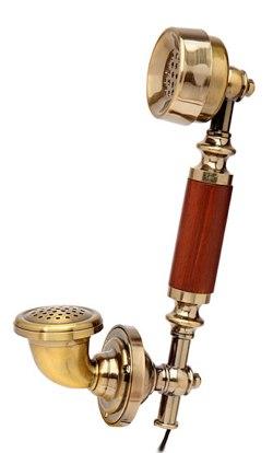 Общий вид трубки Victorian Retro Phone Handset