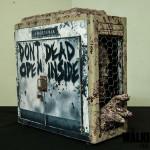 Вид на проект The Walking Dead в три четверти