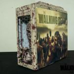 Вид с другой стороны на проект The Walking Dead