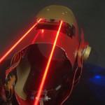Режим прицеливания красными лазерами малой мощности