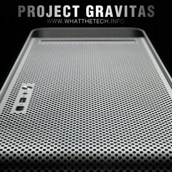 Баннер моддинг проекта Gravitas от моддера WhatTheTech