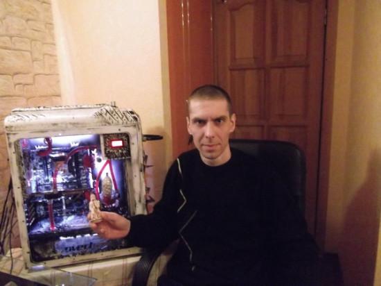 Моддер patara со своим проектом OverHard