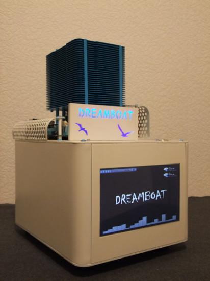 Моддинг проект DREAMBOAT
