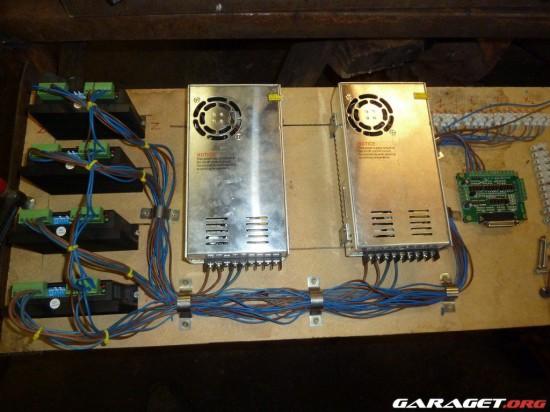 Драйвера для электромоторов и их блоки питания