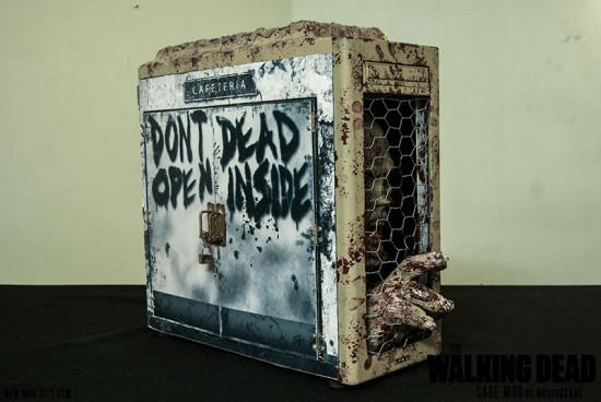 Общий вид моддинг проекта The Walking Dead в три четверти