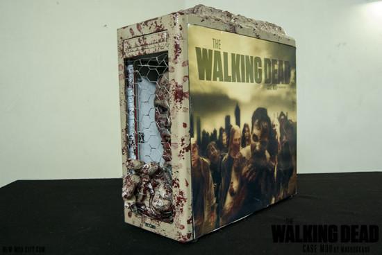 Вид на проект The Walking Dead с другой стороны