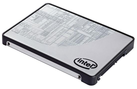 Дизайн нового накопителя серии серии Intel SSD 335 Series