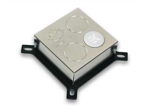 Общий вид ватерблока EK-VGA Supremacy HWBOT Edition для видеокарты