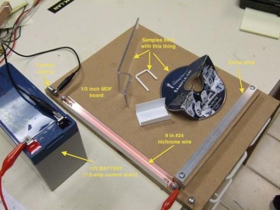 Аппарат для сгибания, а также примеры его работы