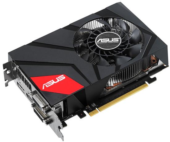 Общий вид видеокарты ASUS GeForce GTX 670 DirectCU Mini