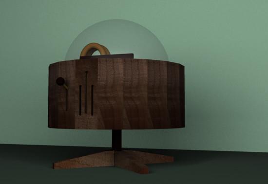 Рендер того как будет внешне выглядеть моддинг проект The Shrine