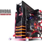 Общий вид моддинг проекта Tundra