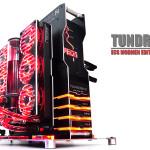 Обратная сторона проекта Tundra