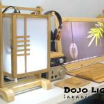 Общий вид моддинг проекта Dojo Light