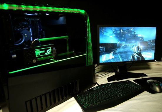 Моддинг проект Alienware Aurora ALX-XL от моддера kier
